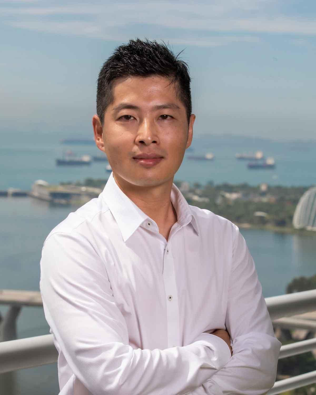 Louis Liu, IT Manager at MOL Chemical Tankers