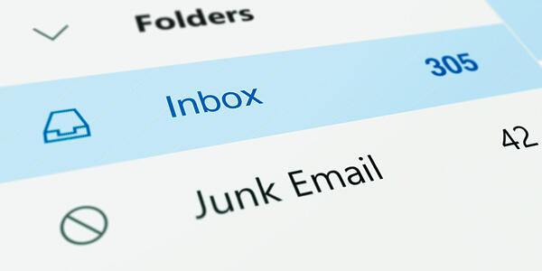How do you protect your Inbox from malicious email attacks?