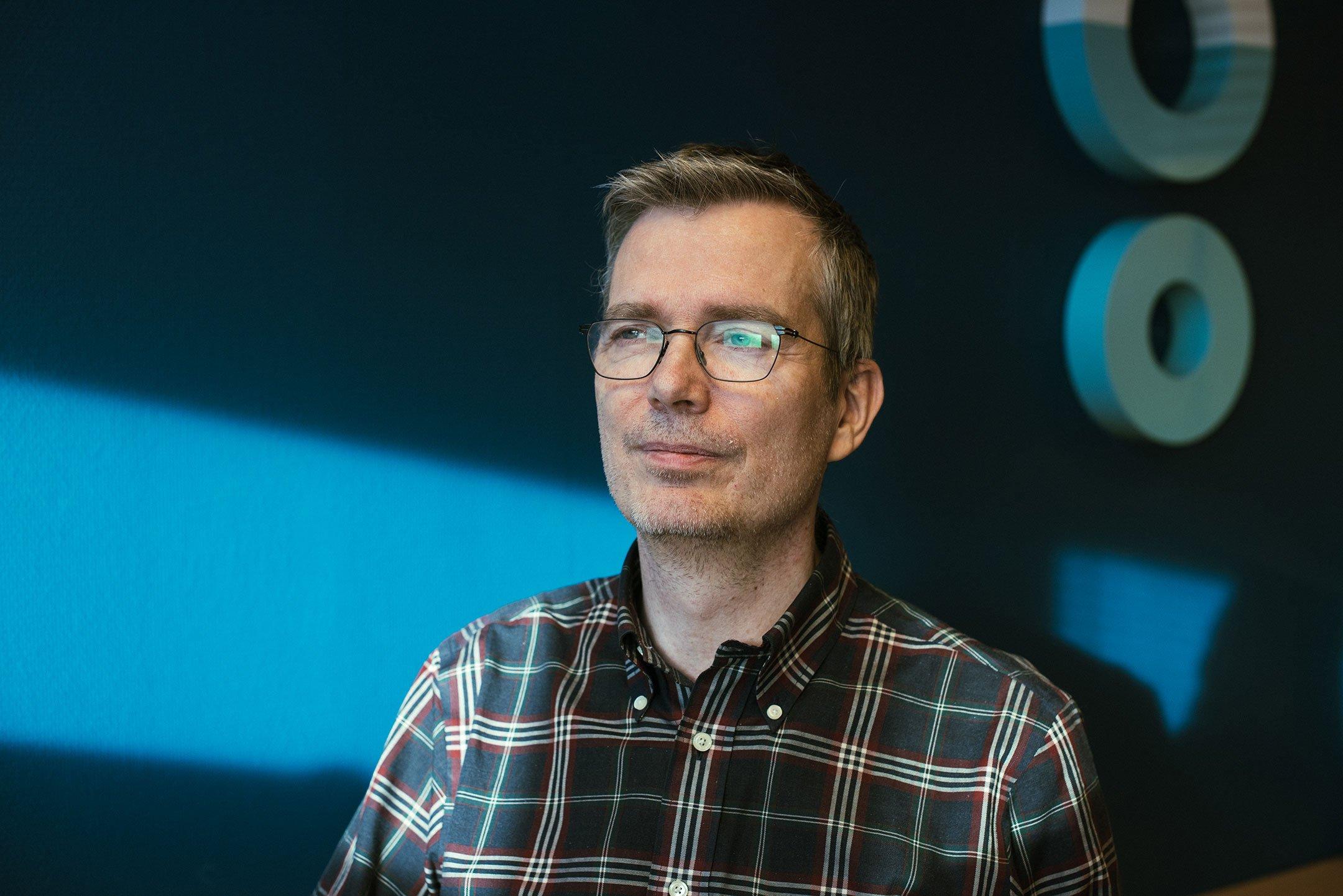 Geir Isene, Head of Innovations at Dualog