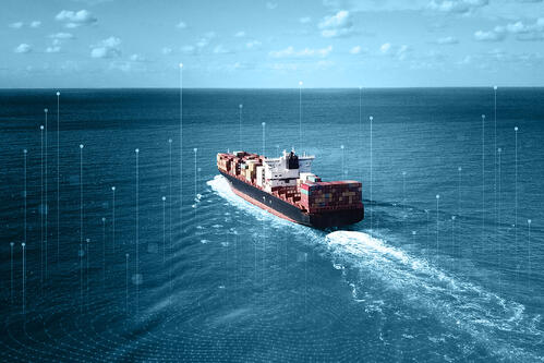 The business value of secure and reliable data connectivity at sea