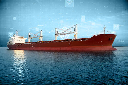 How can the CIA Triad improve maritime IT security?