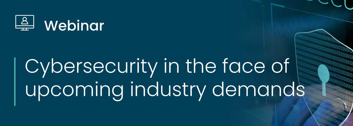 Dualog webinar on cybersecurity in the face of upcoming industry demands