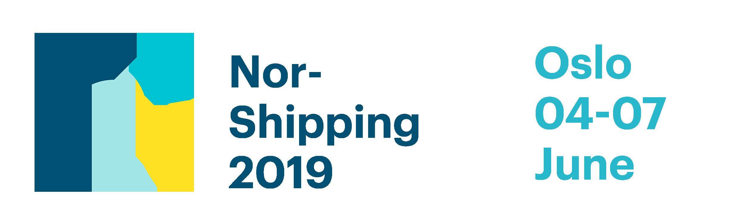 Nor-Shipping, Oslo. 4-7 June 2019