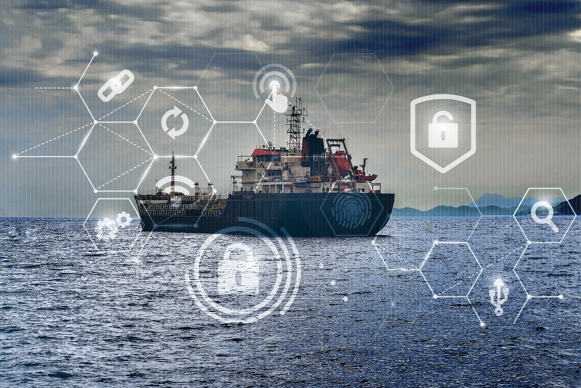 Antivirus solutions for ships